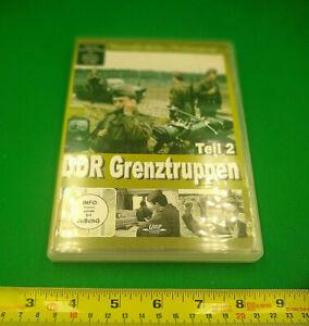 EAST GERMAN/DDR/NVA Grenztruppen Border Troops Tactical Training DVD