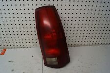 1988 1998 Chevy GMC Silverado Suburban Right Passenger Side Tail light OEM