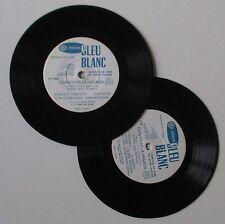 "Lot vinyle 33T Laszlo Karvaly ""Chants de la Hagada"" - 7"" - TRES RARE"