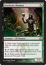 *MRM* ENG 4x Shamane ritemort - Deathrite shaman NM/M MTG Return to ravnica
