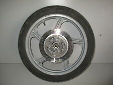 Ruota Anteriore Cerchio Disco Freno Freni Kymco People 150 1999 2004 2005 Wheel