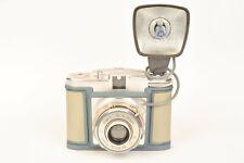 Bilora Bella 66 zusammenklappbar Objektiv 6x6 Medium Format Film Camera, Ticky Birne Flash