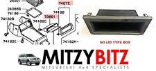 LOWER FLOOR COSNSOLE DASH PANEL & BOX for MITSUBISHI SHOGUN SPORT K94 1996-2008