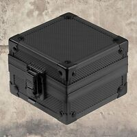 INFANTRY Watch Box Storage Case Holder Black Gift Present Pillow Cushion Display