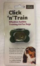Dog Training Clicker aid For Dogs Click N Train