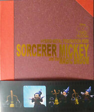Sorcerer Mickey and the Magic Broom