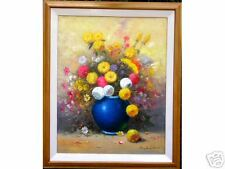 Floral 24x30 Art Philippines Oil Painting