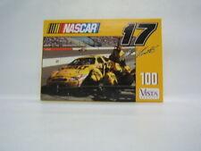 100 piece interlocking Vista Puzzle NASCAR #17 DeWalt Matt Kenseth NIB