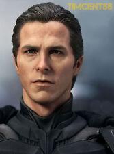 Hot Toys The Dark Knight Rises TDKR 1/6 Batman DX12 Bruce Wayne Bale Open New