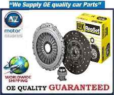 FOR TOYOTA AURIS AVENSIS COROLLA VERSO 2005->ONWARDS NEW 3 PIECE CLUTCH KIT