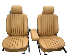 MERCEDES SEAT COVERS 300SL,420SL, 500SL,560SL LEATHER