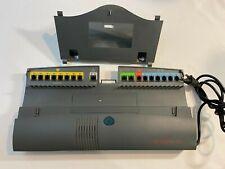 Bizfon 680 Phone Network System Working Wall Mount Voice Vault