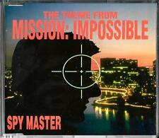Spy Master cd (3 tracks) - Theme From Mission Impossible
