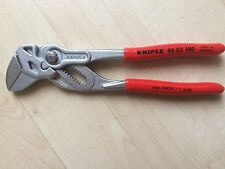 KNIPEX 86 03 180 PINZE PINZA Chiave e chiave inglese in un