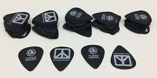 50 - D'Addario Planet Waves Guitar Picks Black Chickenfoot