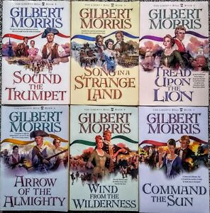 The Liberty Bell Series by Gilbert Morris