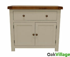 Oak White Contemporary Sideboards, Buffets & Trolleys