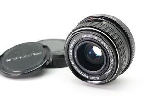SMC Pentax-M 35mm 1:2,8 Objektiv Pentax K