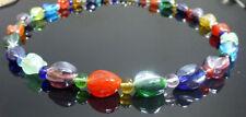Briolette Glass Costume Necklaces & Pendants
