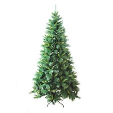 ALEKO Luscious Artificial Indoor Christmas Holiday Pine Tree 8 Foot Green