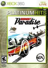 Burnout Paradise Xbox 360 New Xbox_360