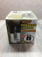Boot Shoe Glove Dryer Battery or Plug Adjustable