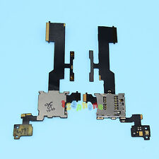 MICRO SD READER + VOLUME ADJUST SIDE FLEX CABLE FOR HTC ONE M8 831C #B-183
