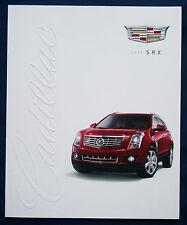 Prospekt brochure 2015 Cadillac SRX (Estados Unidos)