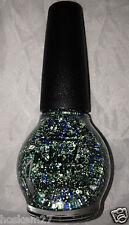 Nicole OPI Coca-Cola Green/Blue/White Sprite Glitter N Polish *SERIOUSLY CITRUS*