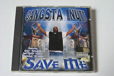 Gangsta Nutt-save me us-CD 2000 (seattle G-Funk King t sarkastik self tightld)