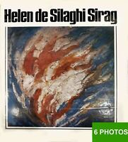 Helen de Silaghi Sirag Romanian Art Painter 1920-2008 English 1975 album 40 pict