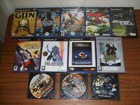 Job Lot 12 x Playstation 2 / PS2 Games Bundle * TESTED * Gun Medal of Honor 007