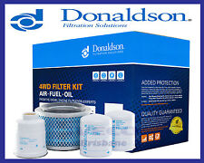 Donaldson 4WD Filter Kit Suits Nissan Patrol 4.2L Turbo Diesel TD42T X902759