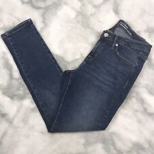 Mossimo Curvy Mid-Rise Skinny Jeans NWT SIZE 2 LONG