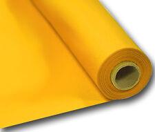 Amscan Plastic Table Roll 1m X 30.5m - Sunshine Yellow