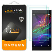 2X Supershieldz Razer Phone Tempered Glass Screen Protector Saver