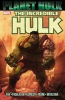 Incredible Hulk: Planet Hulk - Paperback By Greg Pak - GOOD