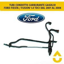 TUBI CONDOTTO CARBURANTE GASOLIO FORD FIESTA / FUSION 1.4 TDCi DAL 2001 AL 2008