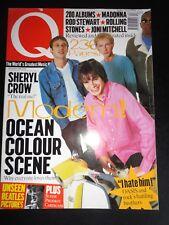Q MAGAZINE 123 Dec 1996 - SHERYL CROW/BEATLES/OASIS/ROLLING STONES/MADONNA