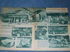1962 Evansville, Indian Road Knights Custom Car Show Highlights Article