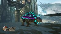 ark survival evolved pc pve aberration ankylo 1104.3% Base Melee. ANKY (M/F)