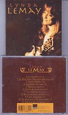 "CD 11 TITRES LYNDA LEMAY ""LYNDA LEMAY"" DE 1996 FRANCE"