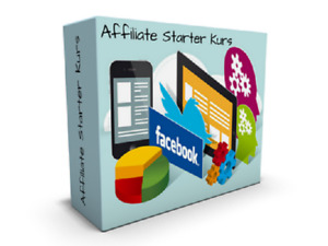 Affiliate Marketing Starter Kurs
