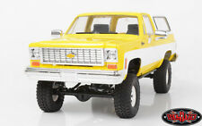 RC4WD Scale 1/10 Truck Body Shell CHEVY BLAZER Hard Body w/ INTERIOR Finished -Y