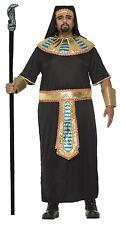 Pharaoh Costume Mens Egyptian King Tut Costume Adult Size XL