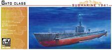 AFV Club 73509 1:350 USS Gato Class Submarine 1941