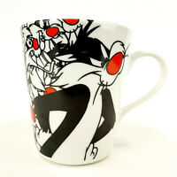 Sylvester Cat Looney Tunes Mug 12 oz