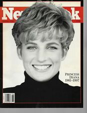 Newsweek Magazine September 8, 1997 -- Princess Diana Tribute, 1961-1997