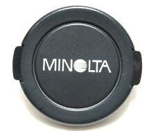 Minolta Genuine Original 49mm Front Lens Cap Japan mm281