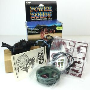 UNUSED - 1983 Power Zoid by TOMY, Sealed bags/in Box (Robot Serpent) Japan #5040